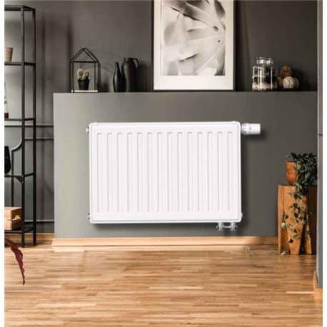 Installation de radiateur avec pompe à chaleur par Planète Energies